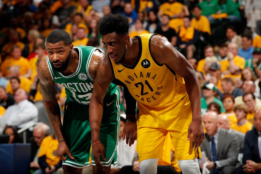 Boston Celtics v Indiana Pacers - Game Four